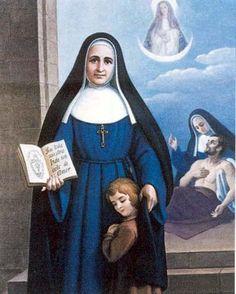 Beata Matilde del Sagrado Corazón 1841