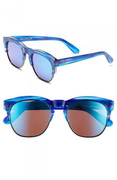 Get Colorful With These Bright Sunglasses | theglitterguide.com