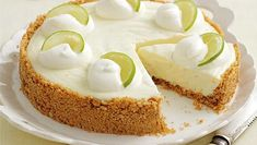 Mary Berry's lemon and lime cheesecake recipe | GoodtoKnow