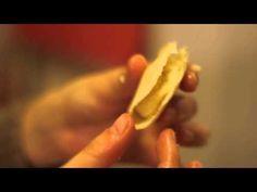 Likeapig.com - Making culurgiones, sardinia delicacy