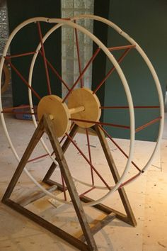 how to make a moving ferris wheel model - Google Search