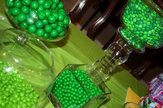 THE COLLEYS: Incredible Hulk Birthday Party