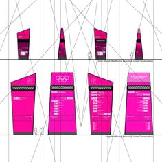 Color and shape What Is Design, Wayfinding Signs, Sign System, London United Kingdom, Branding Agency, Environmental Graphics, Visual Communication, Experiential, Advertising Design