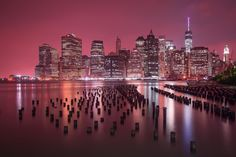 Photograph New York at night by Krzysiek Rabiej on 500px