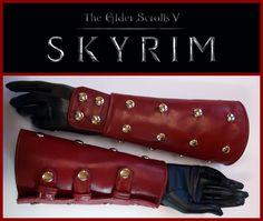 Dark brotherhood gloves (Skyrim)