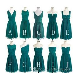I found some amazing stuff, open it to learn more! Don't wait:http://m.dhgate.com/product/simple-chiffon-teal-green-bridesmaid-dresses/387996774.html