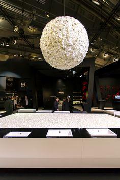 ISH Frankfurt, Messe, bath, bathroom, design Frankfurt, Chandelier, Ceiling Lights, Living Room, Bathroom, Lighting, Design, Home Decor, Washroom