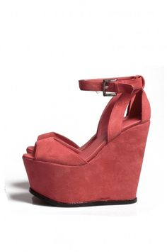Peep Toe Strap Front Wedges -These would look good with the white lace skater dress :) New Paris, Street Outfit, Cute Jewelry, Skater Dress, Must Haves, Fashion Online, Peep Toe, Wedges, White Lace