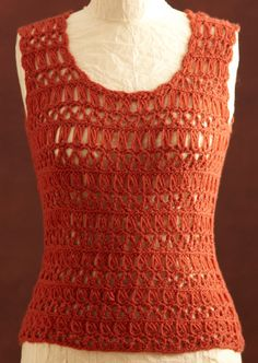 Broomstick Lace Crochet Shell Pattern