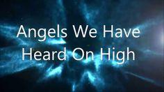 Angels We Have Heard On High Christmas Carol, Instrumental, Angels, Christmas Music, Angel, Instrumental Music, Angelfish