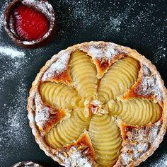 Test 4 the Best: Tarte bourdaloue: classique & a choco-framboise test version