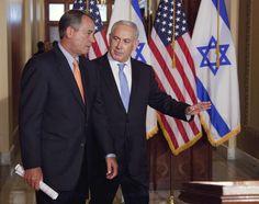 House Speaker John A. Boehner said Wednesday he's invited Israeli Prime Minister Benjamin Netanyahu to speak to a joint session of Congress in February.
