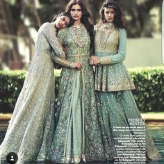 Gorgeous Jewels by #KishandasForSabyasachi. #SabyasachiBride #Bride #Jewellery #IndianBride #IndianBride #VogueWeddingShow2016 @sabyasachiofficial @vogueindia