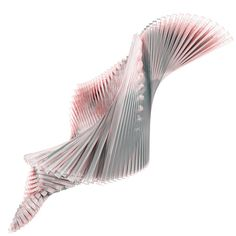Sequential Transformation / Point Attractor - Rhino 3d + Grasshopper + 3DS MAX #Parametric #Design