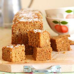 Pain d'épices à l'orange - Gingerbread loaf