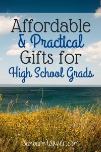 Graduating high school senior in the family? Here are some affordable ...