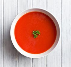 Stop buying canned tomato soup! This homemade tomato soup recipe is delicious, low in sodium, and only takes about 30 minutes to make! Design Seeds, Colour Schemes, Color Combos, Color Tones, Colour Palettes, Easy Tomato Soup Recipe, Paleo Soup, Color Pallets, Food For Thought