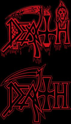 Death Heavy Metal Rock, Heavy Metal Bands, Black Metal, Metal Band Logos, Band Wallpapers, Extreme Metal, Metal Albums, Music Backgrounds, Metallic Wallpaper