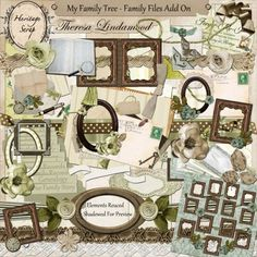My family tree by Forget Me not