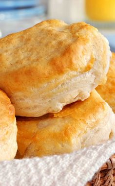 Kentucky Buttermilk Biscuits Recipe