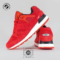 #saucony #sauconyoriginals #gridsd #nochill #sneakerbaas #baasbovenbaas  Saucony Grid SD - . A revolutionary design in combination with a smooth colorway makes the Grid one of the most sought after Saucony models today. Now is The Grid SG available in a extravagant 'No Chill Red'-colorway!  Now online available | Priced at 144.95 Euro! | Men Size 40 EU - 44.5 EU.