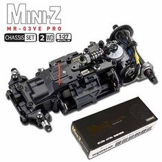 ﹩249.95. Kyosho 32880B MINI-Z 2WD MR-03VE PRO GP Limited Chassis Set MHS ASF 2.4GHZ    UPC - 4548565314713, Manufacturer - Kyosho
