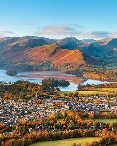 Keswick - Cumbria, England
