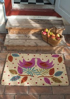 Rugs – GUDRUN SJÖDÉN – Webshop, mail order and boutiques | Colourful clothes and…