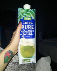 Had a ball at the wedding. Woke up feeling a little bit fuzzy to say the least. Getting this into me tho as it puts the electrolytes… Pure Coconut Water, My Tho, Wake Up, Haha, Pure Products, Feelings, Sayings, Wedding, Instagram