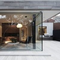 b.e architecture have designed the Cassell Street House in Melbourne, Australia.