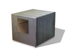 Modern Litter Box Cover