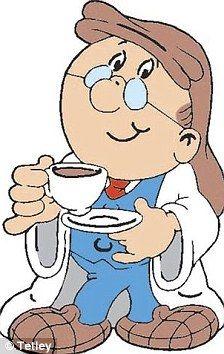 Tetley's tea.... the very best from across the pond!