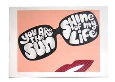 #SHINE #sun #life You are the Sunshine of my life... #sunglasses