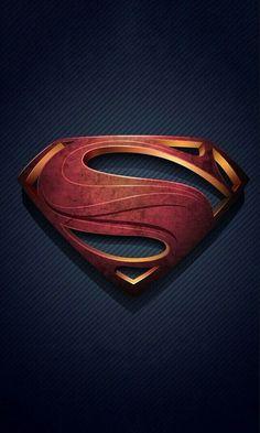 Man Of Steel superman superhero a Wallpaper Do Superman, Avengers Wallpaper, Superhero Wallpaper Iphone, Superman Man Of Steel, Batman Vs Superman, Superman Stuff, Batman Logo, Spiderman, Man Of Steel Wallpaper