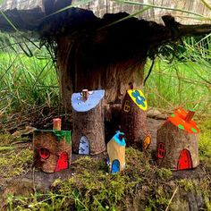 Magical Miniature Fairy Houses - traditional toys & games