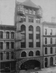 A look at Columbia College Chicago before it was our Columbia College Chicago