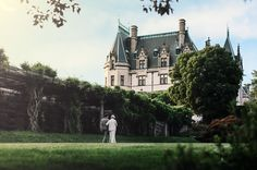 Just visited the Biltmore Estate and it is everything I heard it was.  I can't wait to return!