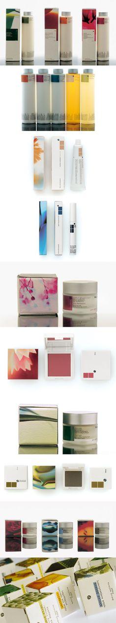 Korres packaging K2 Design agency (Greece)