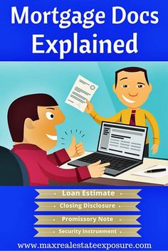 4 Important TRID Mortgage Documents Buyers Must Sign Explained: http://www.maxrealestateexposure.com/important-mortgage-documents-buyers-must-sign/