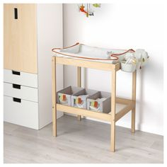 Ikea changing table £25