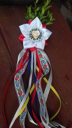 AgiHandmade / svadobné pierko folk krušpán Bows, Navy, Wedding, Women, Fashion, Bias Tape, Fotografia, Arches, Hale Navy