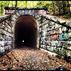 there is a light at the end of the tunnel you just have to look for it.