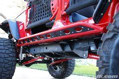 Best rock-rails/step for JK Jeep Mods, Jeep Tj, Jeep Wrangler Jk, Jeep Truck, Jeep Wrangler Unlimited, Jeep Wrangler Accessories, Jeep Accessories, Jeep Parts, Truck Parts
