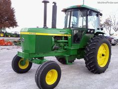 1977 John Deere 4430