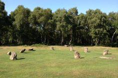 Nine Ladies: The Enigmatic Stone Circle of Stanton Moor