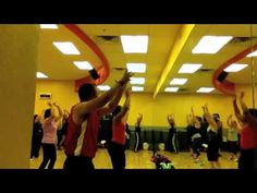 Zumba Class Warm Up - Vengaboys - Up and Down. Esta