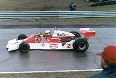 Jochen Mass, Mosport 1977, McLaren M26