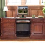 Twin Pedestal Desk IMR06C_5
