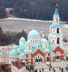 The Valaam Monastery, or Valamo Monastery is a stauropegic Orthodox monastery in Russian Karelia, located on Valaam, the largest island in Lake Ladoga