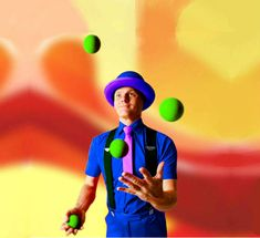 It's no longer just a party trick. Juggling might also enhance your brainpower. Party Hacks, Your Brain, Mario, Events, News, How To Make, Fictional Characters, Fantasy Characters